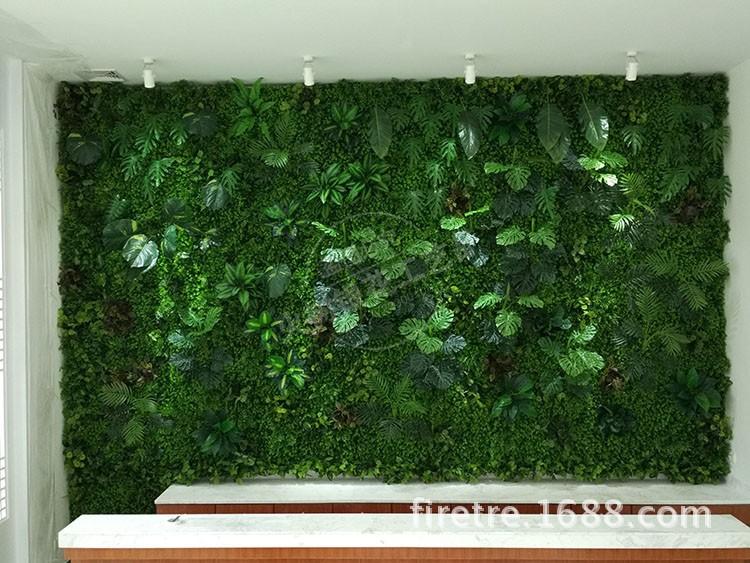 室内立体绿化_室内墙体绿化_室内绿化